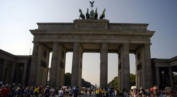 Berlin Marathon 2011