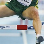 Bronze medal for Van Zyl