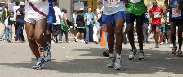 Soweto Marathon for a cause