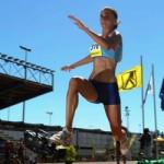 SA Triple Jump Record