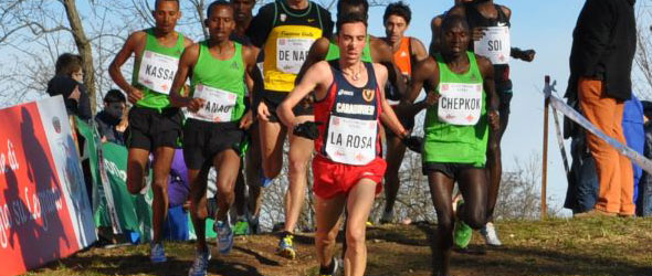 Vincent Chepkok for CAA Cross Country Championship