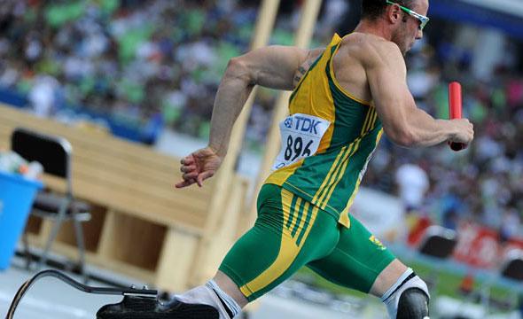 Oscar Pistorius -Olympic Qualifier