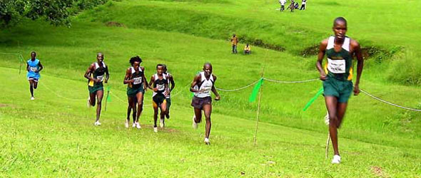 Southern Region Cross Country