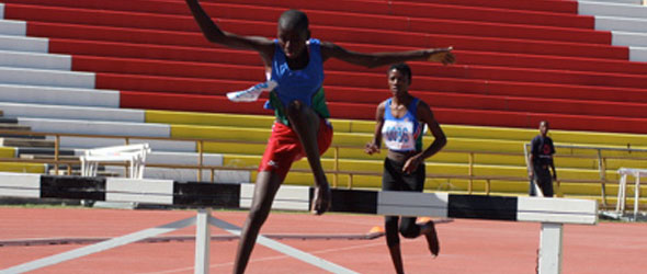 Namibia Junior Track