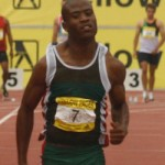 Magakwe on SA Record quest
