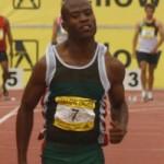 Magakwe on SA Record quest