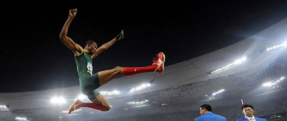 Khotso Mokoena - Lon Jump