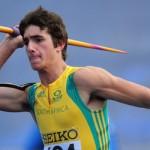 Moolman throws Bronze