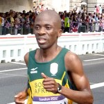 Mokoka makes history at SA Half