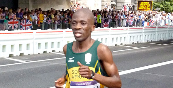 Stephen Mokoka