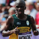 Mokoka to defend Half Marathon title