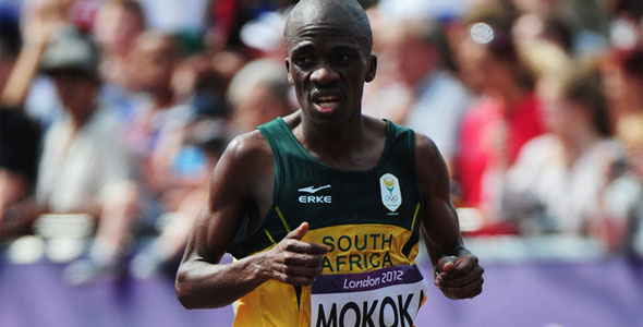 Stephen Mokoka - London 2012