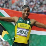 Semenya maintains Olympic tradition