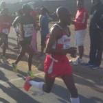 Kemboi wins Soweto Marathon 2012