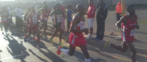 Soweto Marathon 2012