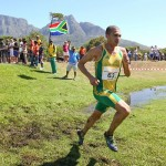 Gelant celebrates another Cross Country victory