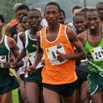 SA Cross Country Trials in Boksburg