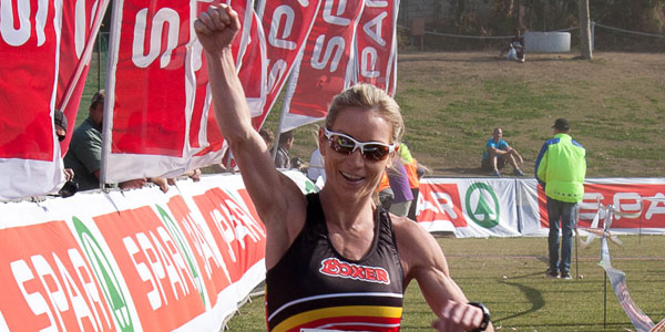 Jenna Challenor wins in Pietermaritzburg
