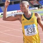 Lebogang Shange sets Race Walking Record