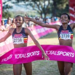 Phalula twins Totalsports Womens Race Winners