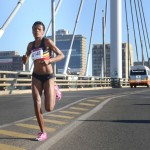 Lebogang Phalula wins JHB Women Race