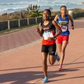 Xaba wins Women's Race Durban